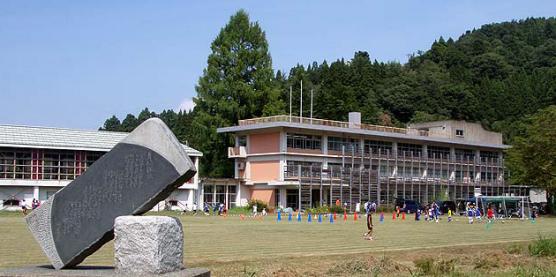 月影小学校