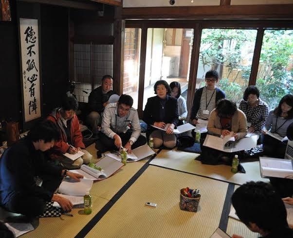 12月12日〜 ゲストハウス開業セミナー合宿が「ゲストハウスいぐさ」で開催