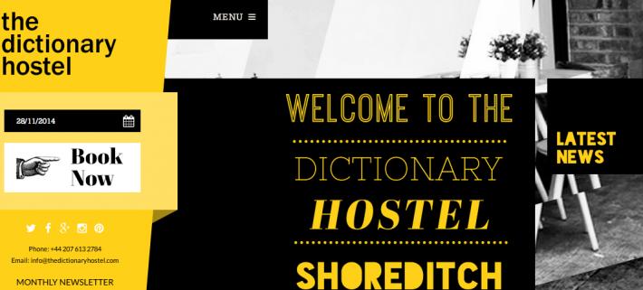 ザ・ディクショナリー(The Dictionary)